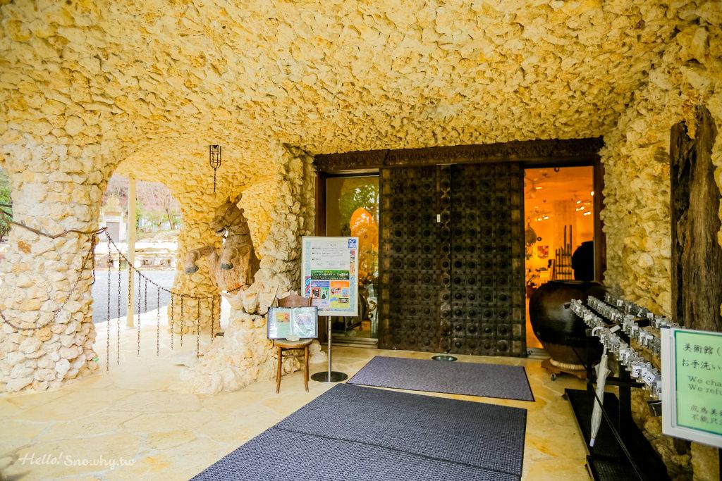 河口湖景點,久保田一竹美術館,富士山,三星美術館,米其林