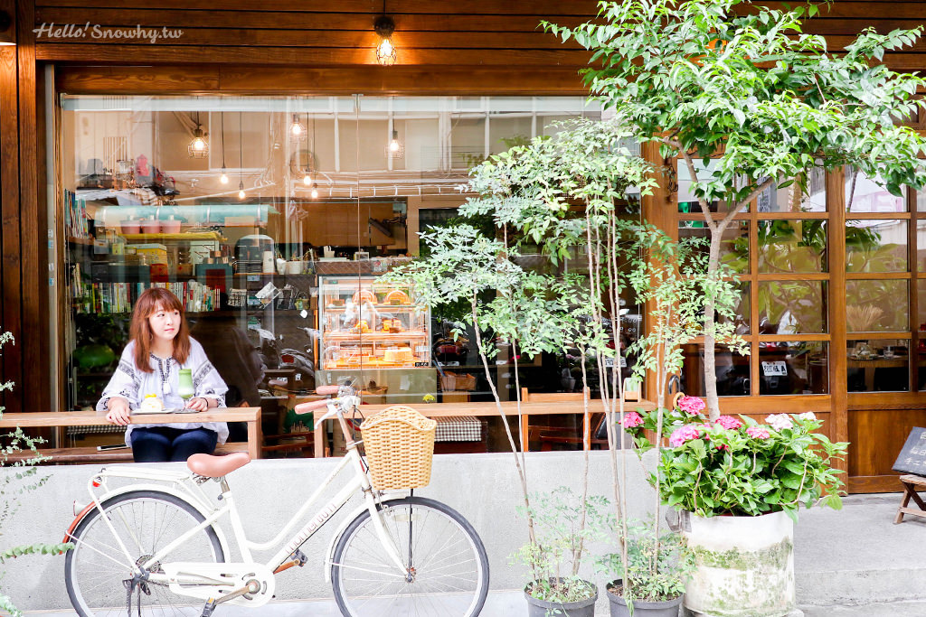 台北中山站 | Hoto Cafe 巷弄內的手作甜點.平日不限時的溫馨小店