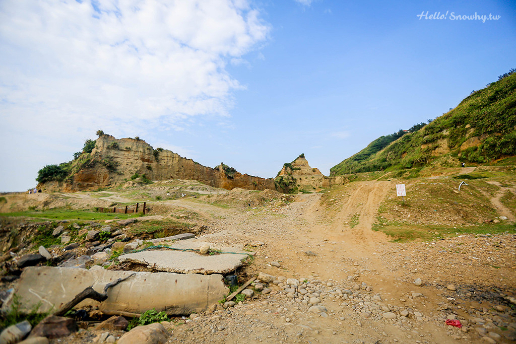 林口水牛坑,台灣版大峽谷,八里水牛坑,林口大峽谷