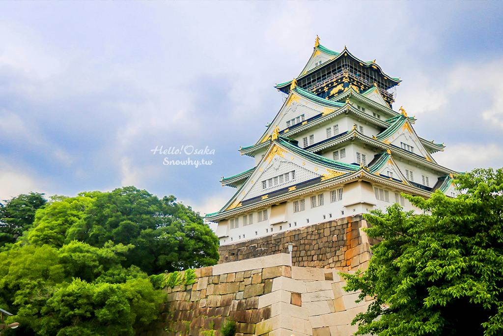 大阪城天守閣 | 豪華氣派,豐臣秀吉的天下中心與德川家康的權力傾軋之處