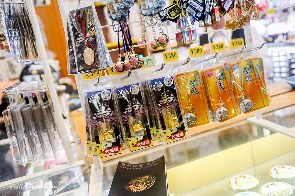 大阪城天守閣,大阪城公園,大阪景點,大阪周遊卷