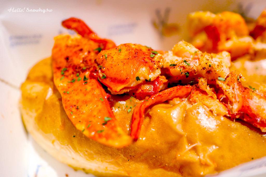 Captain Lobster,林口三井Outlet,加拿大龍蝦堡,龍蝦堡,A11,林口美食