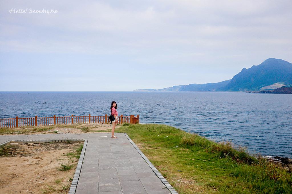 基隆八斗子潮境/復育公園 |  散步無敵海景,除了巨人飛天掃帚外的熱門祕境!