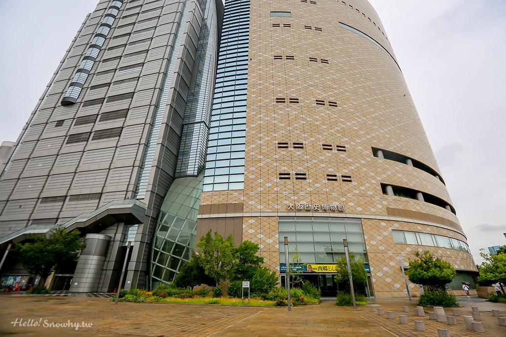 大阪歷史博物館│營造時代氛圍認識大阪歷史/大阪周遊券免費/雨天備案