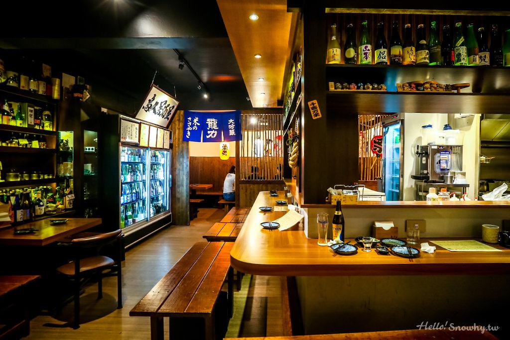 桃園,鳥久居酒屋,桃園美食,桃園日式料理,居酒屋,清酒,清酒專賣,唎酒師,桃園餐廳,鳥久居酒屋