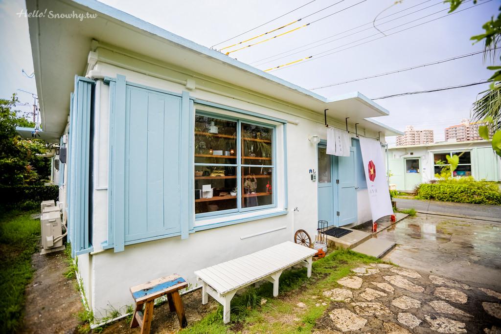 沖繩浦添,港川外人住宅,HOUKIBOSHI,ほうき星,黑糖可麗露,沖繩自由行,沖繩景點