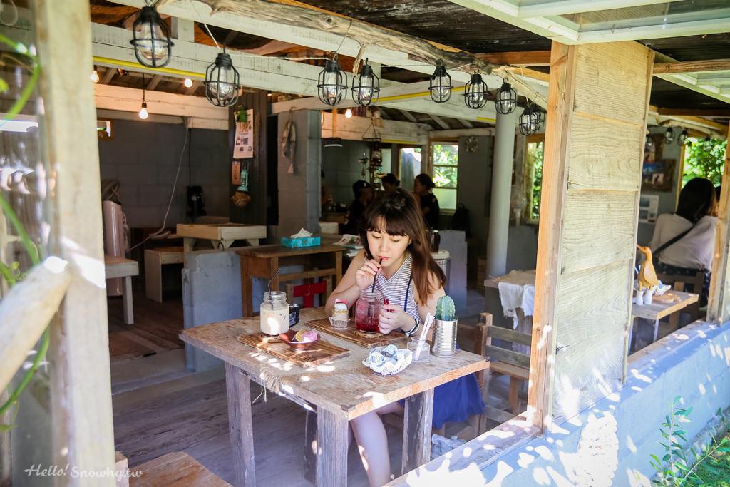 沖繩美食,瀨底島,沖繩法式點心,Ringo Café,沖繩自由行,沖繩景點