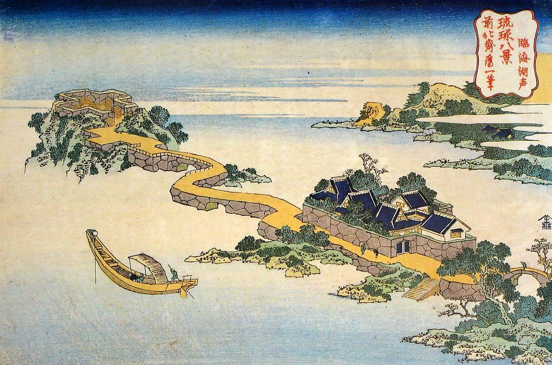 沖繩景點,三重城(復原),讀谷村,沖繩自由行,沖繩打卡景點