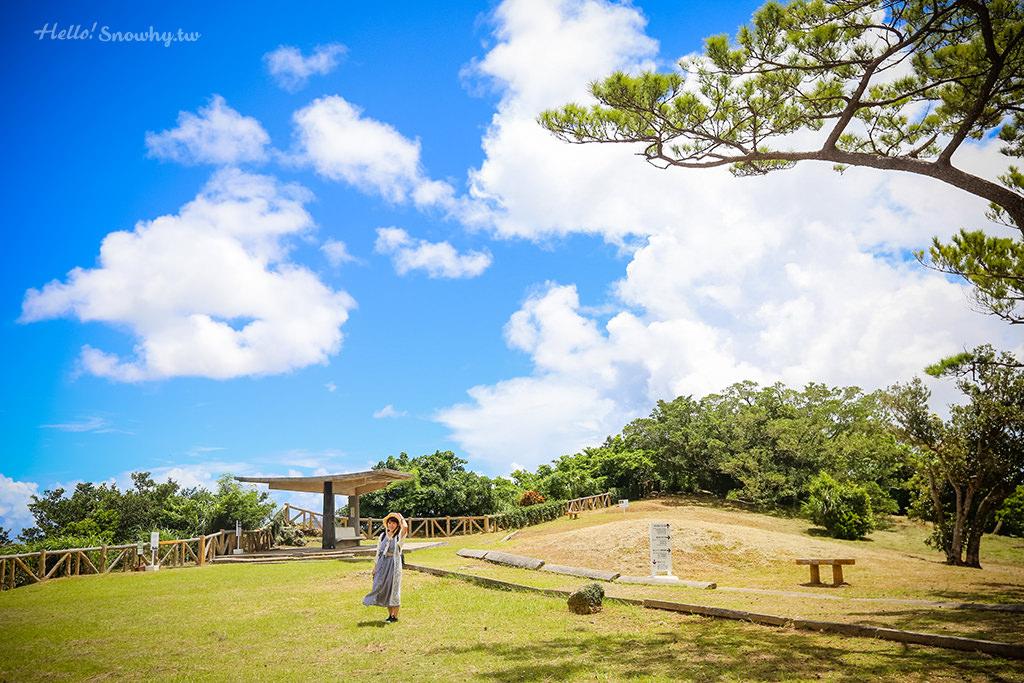 浦添大公園,沖繩,浦添城跡,極樂陵,前田高地,沖繩景點,沖繩自由行,沖繩浦添