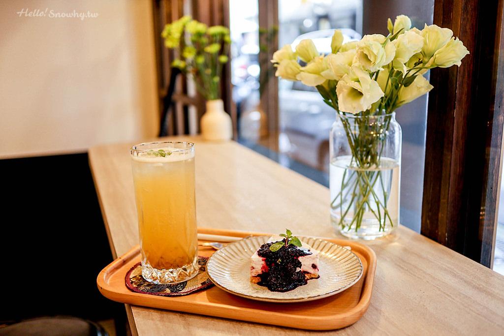 台北咖啡廳,迪化街Arukinomoli,有木之森Café,捷運站美食,迪化街咖啡廳,法式甜點,台北美食