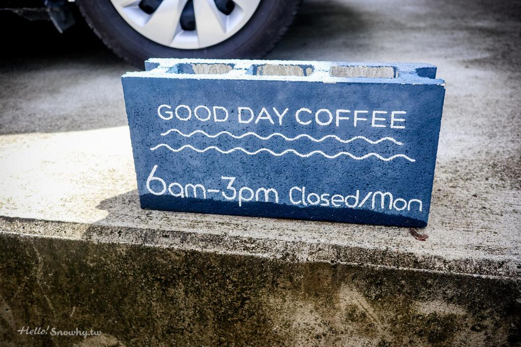 沖繩咖啡廳,GOOD DAY COFFEE,沖繩早餐,沖繩美食,沖繩自由行
