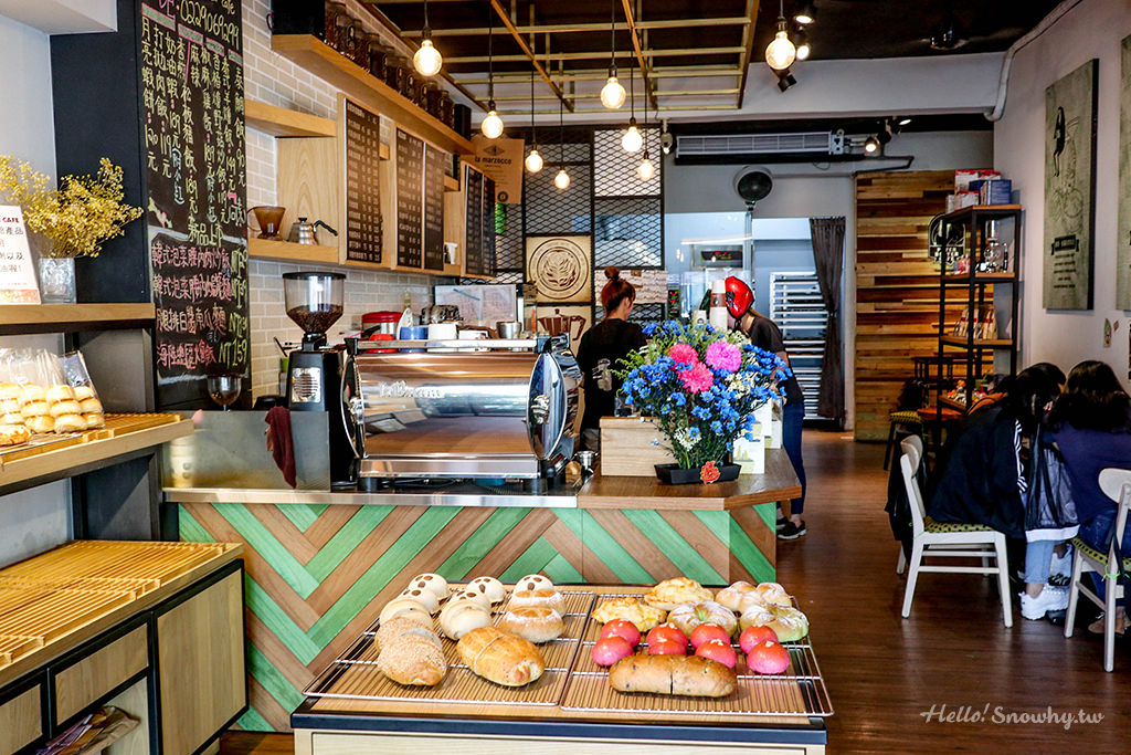 新北新莊 | 彼得好咖啡Peter Better Cafe麵包烘焙坊.平價咖啡、輕食早午餐(丹鳳)