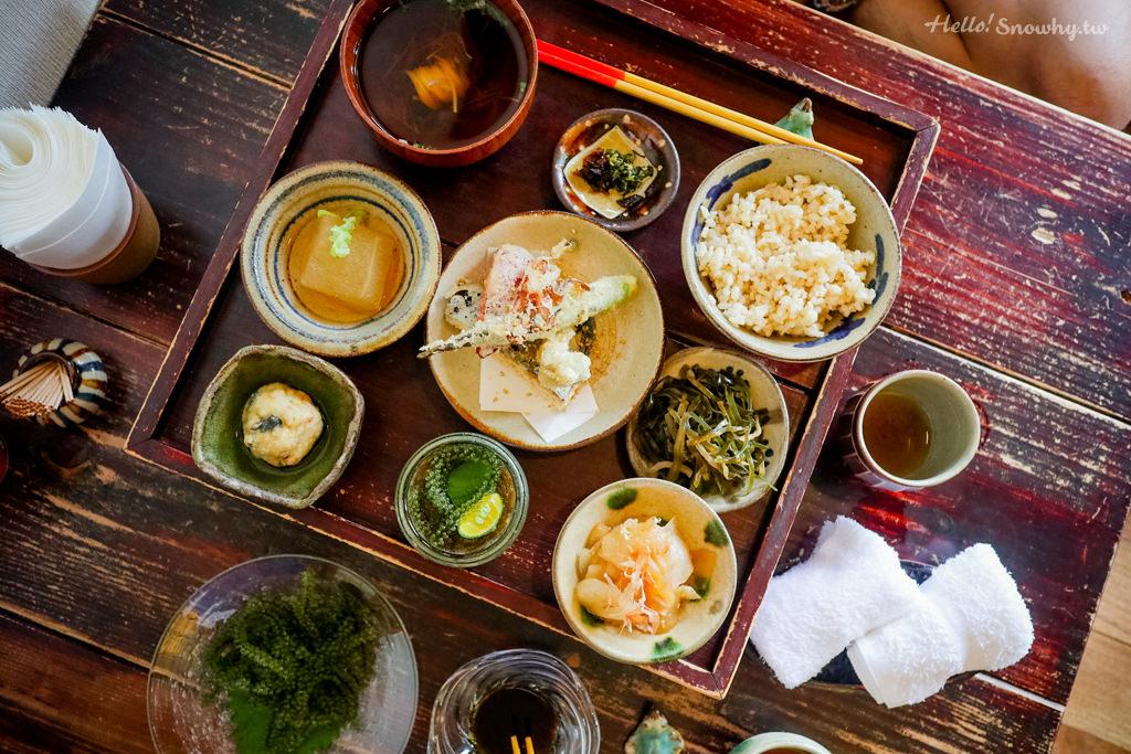 沖繩読谷 島やさい食堂てぃーあんだ.溫馨的手作沖繩料理食堂