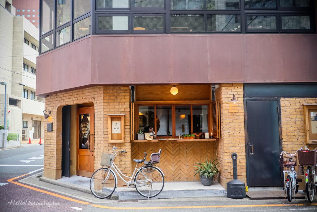 和歌山 FAVORITE COFFEE | 轉角遇見自家煎焙咖啡 甜點店.輕食漢堡、日式咖哩