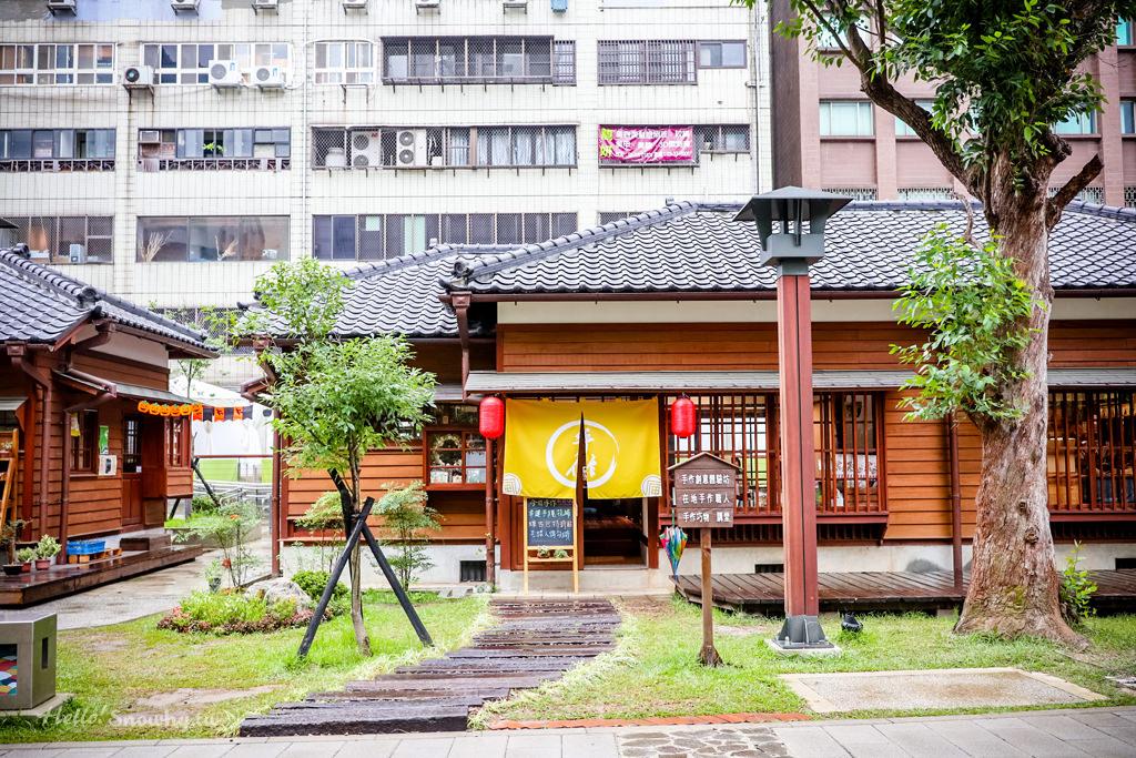 桃園77藝文町.漫遊城市裡的日式印象 | 百年舊警察宿舍重現