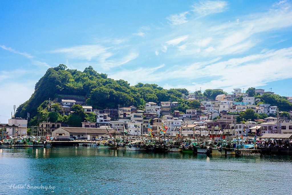 雑賀崎漁港 | 和歌山市、奧和歌浦的濱海山丘小聚落,風光明媚的日本阿馬爾菲海岸