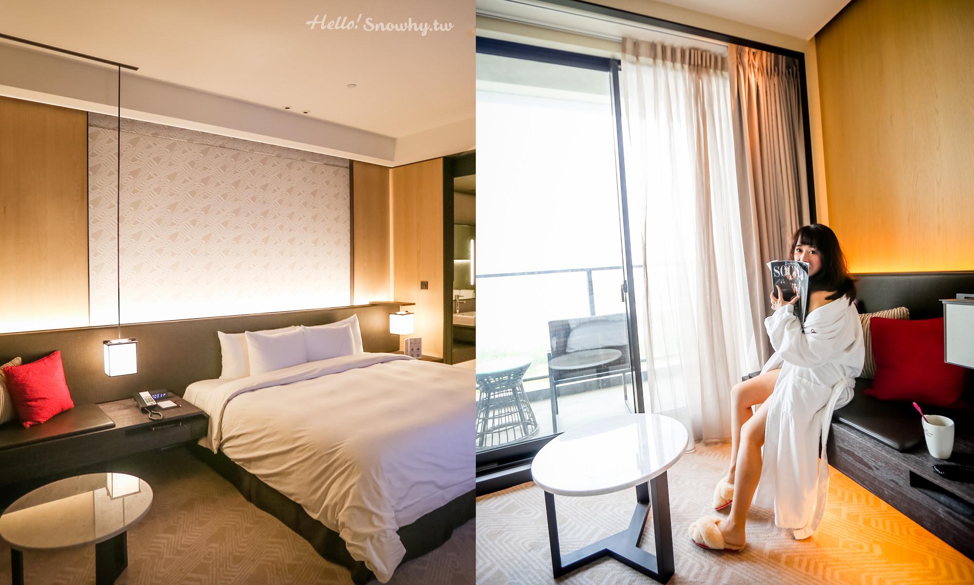 台南住宿 大員皇冠假日酒店 | 安平美景與五星級的住宿享受.鄰近安平熱門景點