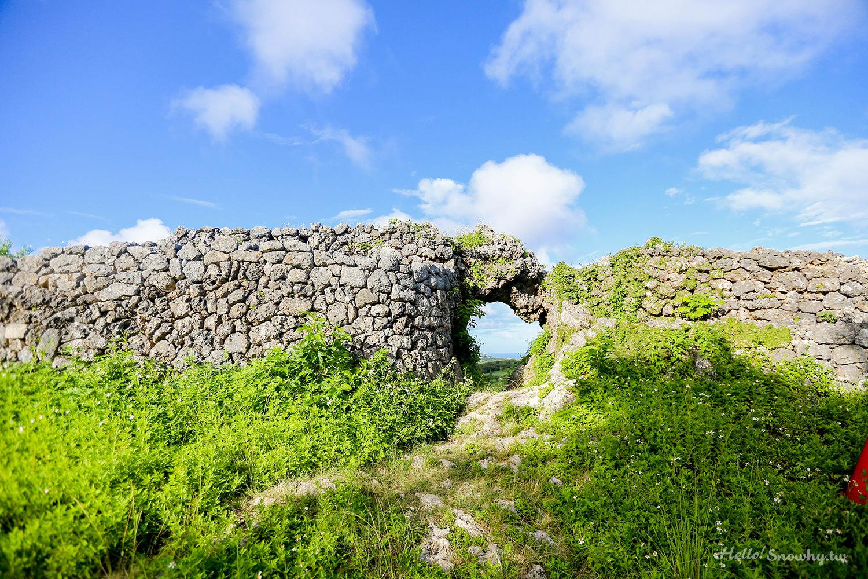 沖繩景點 | 太陽の門玉城城跡、佐敷城跡、垣花城跡,南城市的御城跡探訪