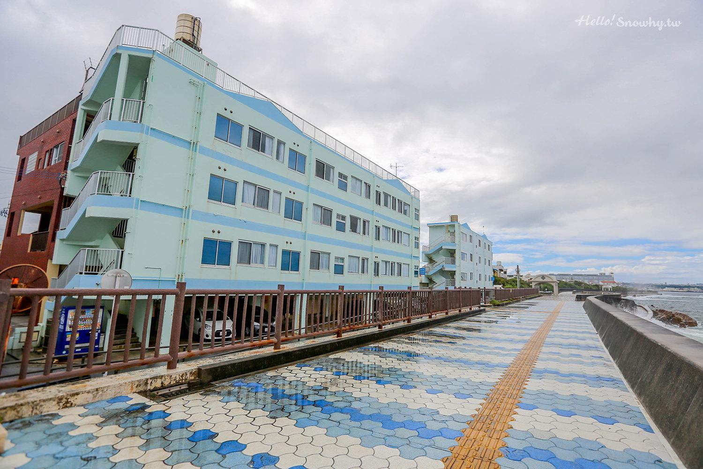 沖繩住宿,北谷町住宿,沖繩海濱大飯店,Okinawa Ocean Front,美國村住宿,公寓式酒店,便宜飯店,便宜住宿