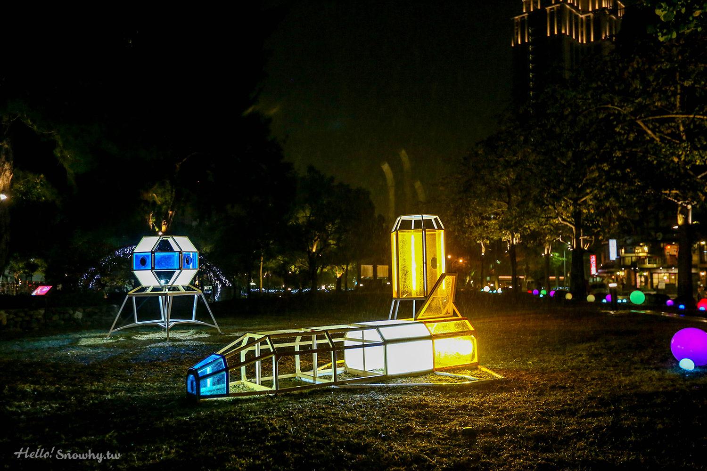 2019新竹元宵燈會,新竹過好年,漂浮地球,迎豬年,太空豬,護城河,東門城,新竹景點,新竹,過年