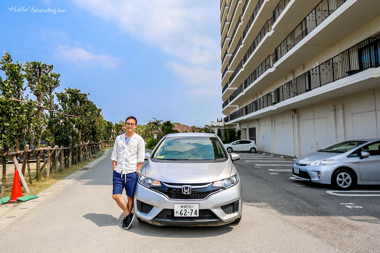 沖繩租車自駕遊 | 沖繩自由行線上租車輕鬆又便利!租車經驗/租車注意事項/車禍事故處理
