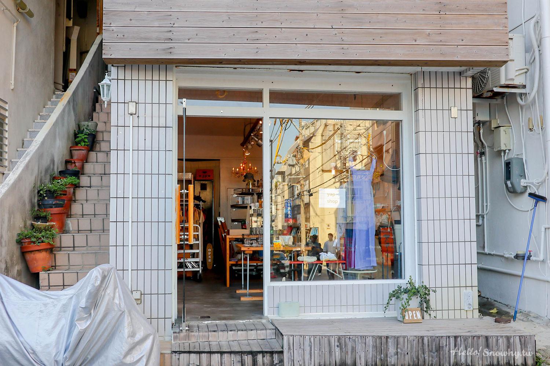 沖繩選物店,那霸國際通逛街,雜貨小店,Yap Shop,雜貨小舖,日式雜貨,世界好物,世界雜貨