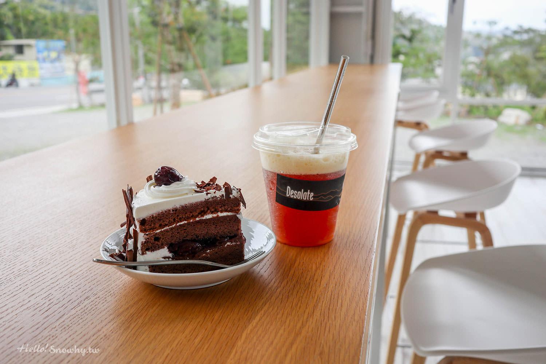 南投咖啡,蠻荒咖啡,Desolate Coffee,玻璃咖啡屋,日月潭咖啡廳,網紅打卡,ig打卡,南投打卡景點,咖啡廳