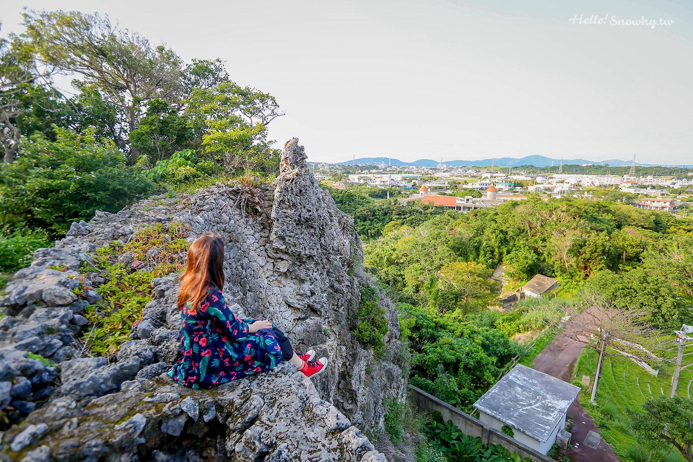 沖繩安慶名城跡 | 與鬪牛場相鄰的壯闊城牆,易被忽略的宇流麻市景點
