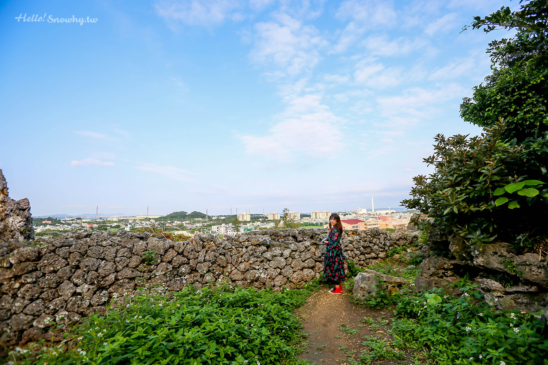 沖繩景點,沖繩安慶名城跡,沖繩鬪牛場,宇流麻市景點,沖繩自由行景點,沖繩自駕,沖繩古蹟景點