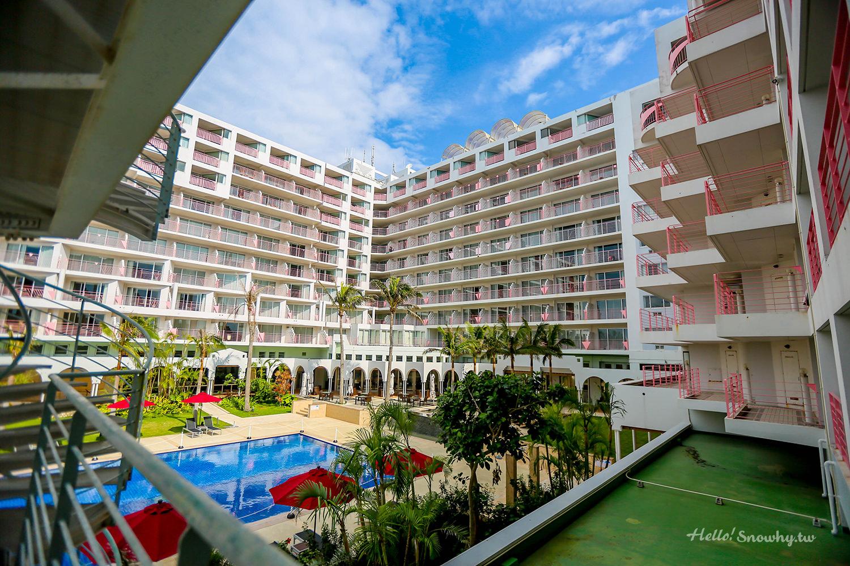 沖繩住宿,MAHAINA,馬海納健康度假酒店,平價海景親子飯店,美麗海水族館週邊住宿,沖繩平價住宿,沖繩自由行