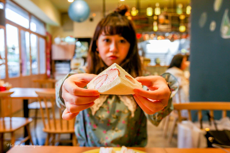 沖繩美食,La cuncina,水果三明治,新農連市場,國際通週邊美食,國際通美食,那霸美食