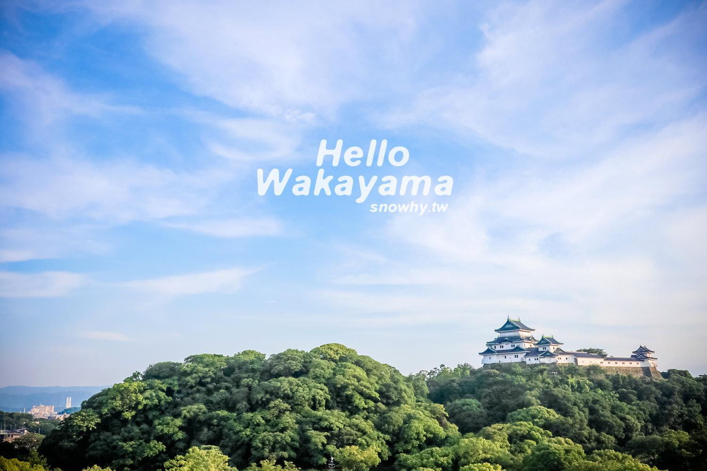 和歌山自由行這樣玩!和歌山行程、交通攻略、和歌山必去景點、住宿/美食懶人包