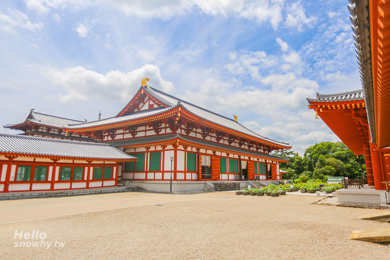 奈良藥師寺,藥師寺,奈良,日本世界文化遺產,奈良自由行,奈良世界文化遺產,關西旅遊,京都景點,奈良景點,日本