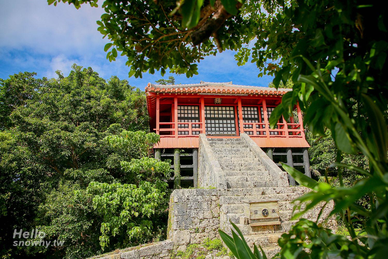 沖繩景點 末吉宮.琉球八社之一 | 那霸近郊末吉公園森林中的神秘景點 / 建議交通方式
