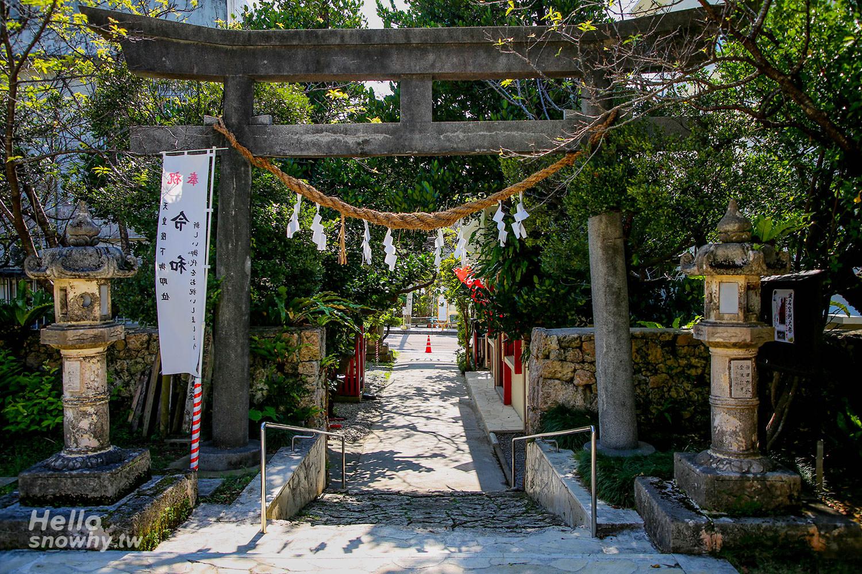 沖繩識名宮,琉球八社之一 .那霸近郊,沖繩景點,沖繩神社,沖繩自由行,沖繩古蹟,琉球八社