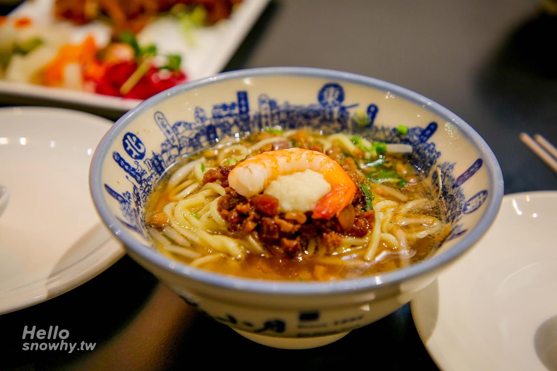 到台北迪化街吃度小月 擔仔麵正宗創始百年老店.限定特色餐與台式老味道!