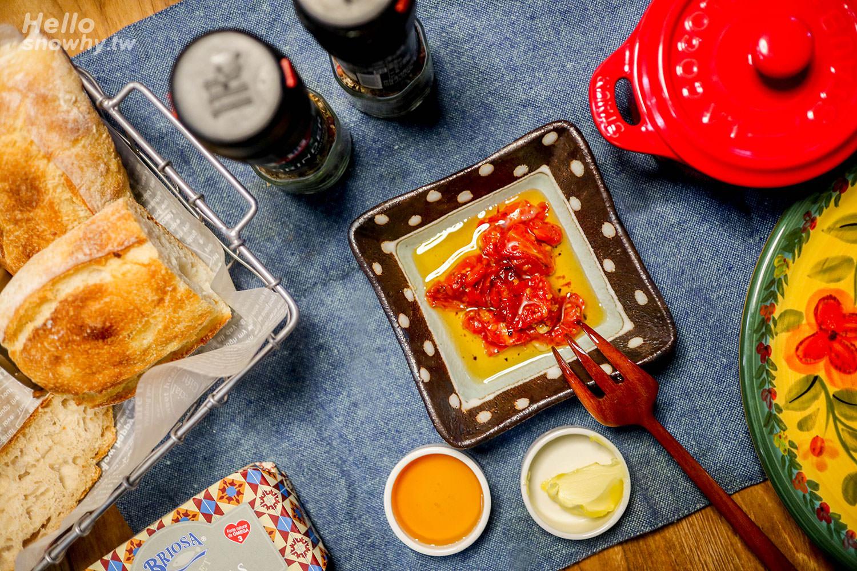 義式橄欖油漬番茄,簡單的居家常備菜,白雪姬小廚娘,超簡單食譜