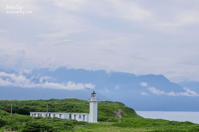 花蓮景點,奇萊鼻燈塔,花蓮近郊,花蓮自遊行,花蓮四八高地,台灣燈塔,花蓮打卡點