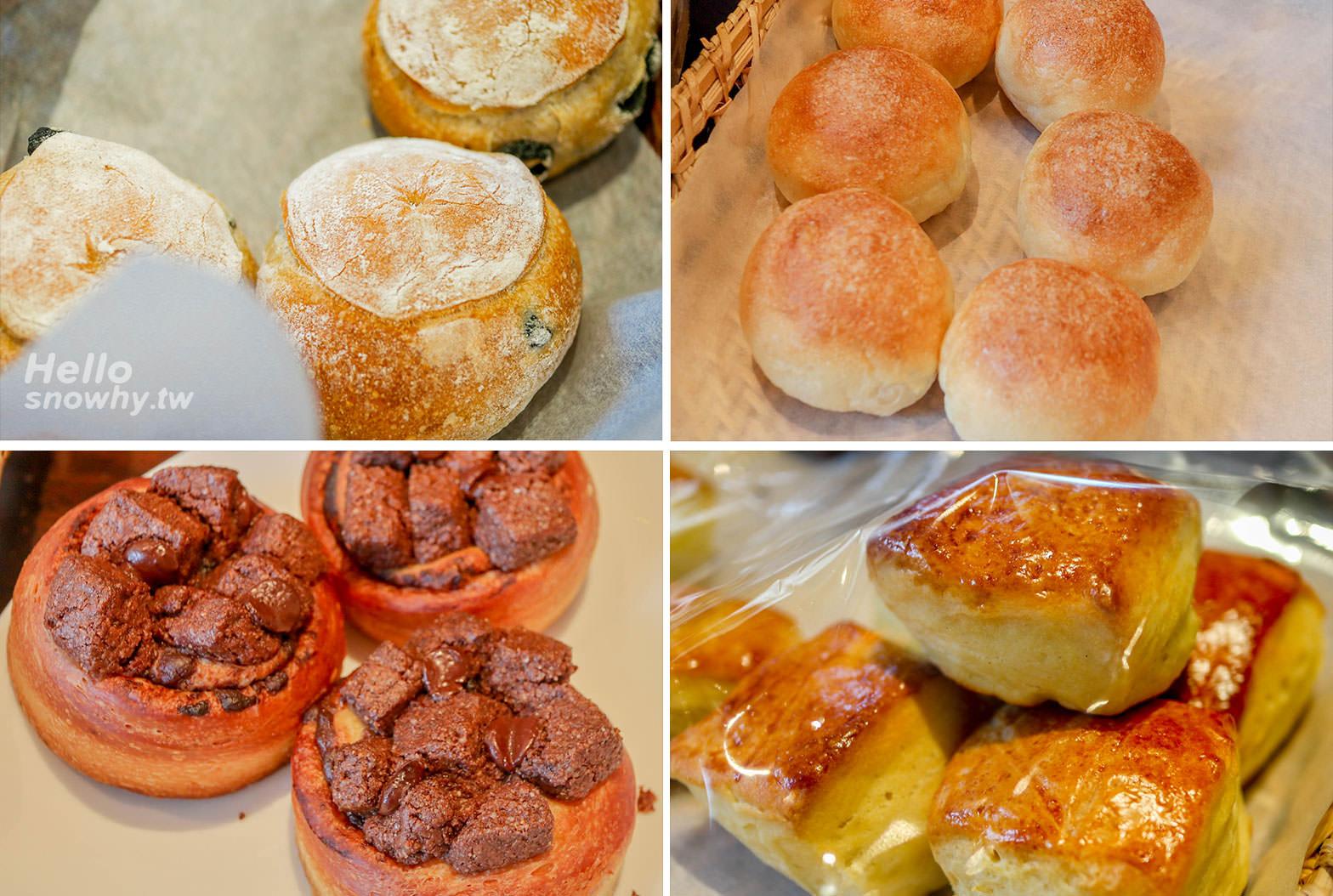 板橋美食,FlourishBakery花咲,現做麵包,IG熱門打卡麵包店,板橋早午餐,板橋