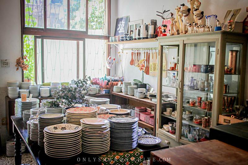 餐桌上的鹿早,台南,生活食器