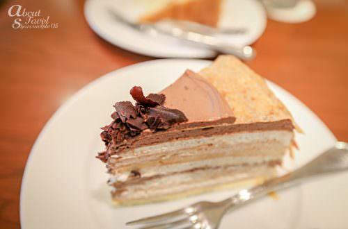 HARBS,大阪甜點,日本美食