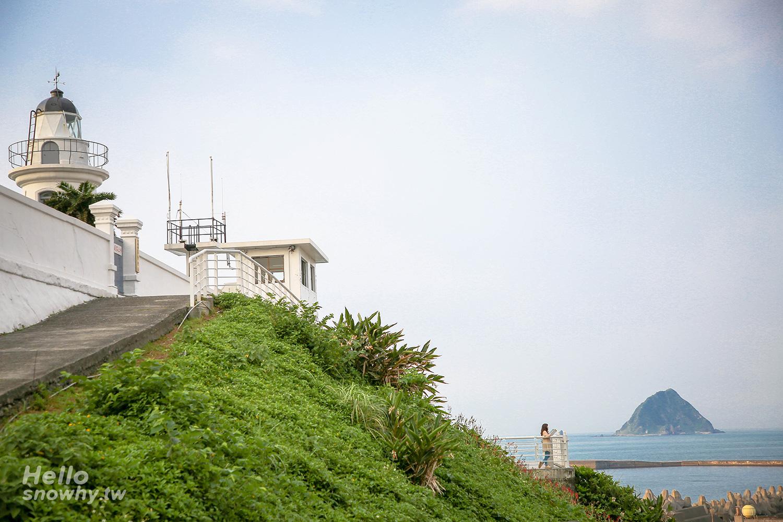 基隆景點,基隆燈塔,基隆燈塔觀景平台,基隆嶼,基隆港秘境,基隆ig打卡點,基隆打卡