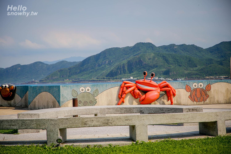 新北萬里,新北景點,新北海岸線,龜吼螃蟹主題公園,萬里蟹,台最美維納斯海岸線,萬里景點,萬里海岸線,龜吼,龜吼漁港