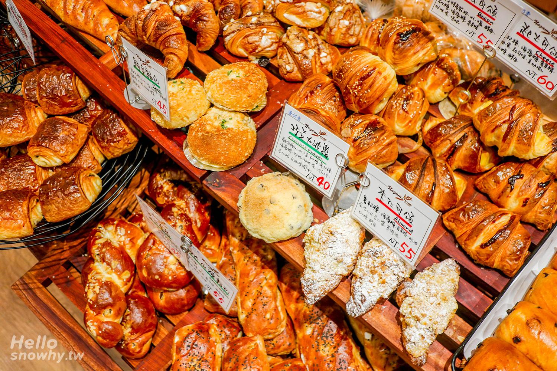 桃園必吃,野上麵包坊,桃園南崁,Nogami Boulangerie,桃園美食,中壢美食,桃園ig打卡美食,日本師傅麵包,法國麵包,桃園麵包