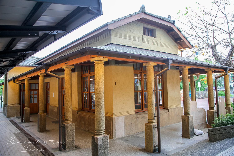 新北景點,市定古蹟,山佳車站,鐵道公園,台灣古蹟,古蹟景點