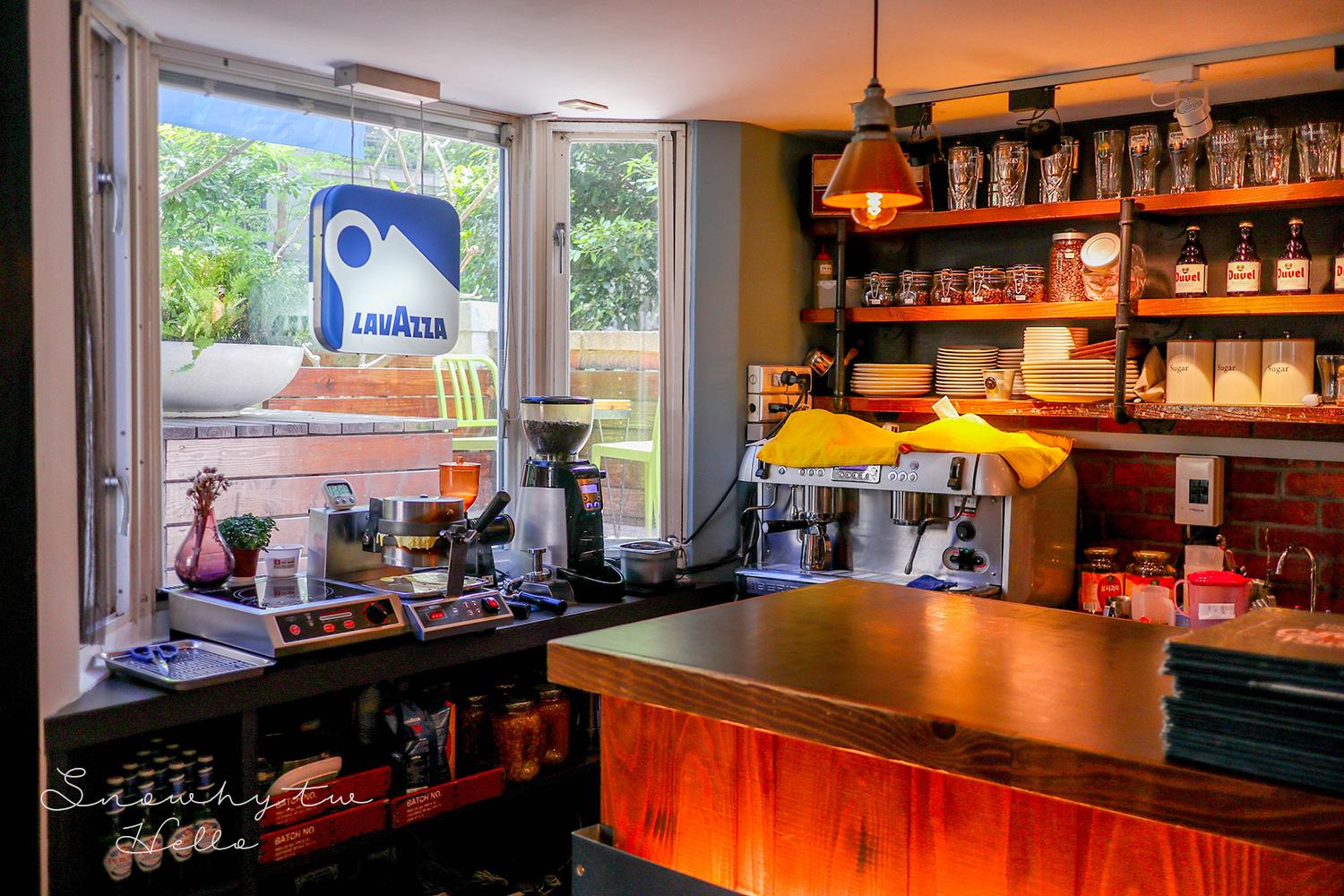 藍瓦咖啡,藍瓦空間,Living Lab Gallery,網美咖啡廳,桃園美食,中壢美食,咖啡廳,中壢SOGO週邊,鬆餅,不限時,中壢咖啡廳,中壢SOGO咖啡廳,桃園咖啡廳,中壢下午茶