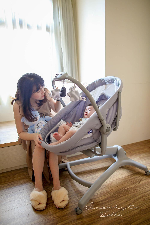 義大利 Chicco Baby Hug ,4合1餐椅,嬰兒安撫床,彩虹投射甜蜜晚安熊,育兒神器 嬰兒床,餐椅,寶寶餐椅,Baby Hug