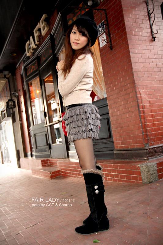 活動 | Fair Lady秋冬新款 X 嘻皮滾毛邊長靴