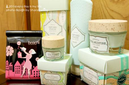 分享 | 週年慶戰利品2011 (benefit)