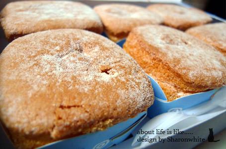 分享 | 幾分甜之北海道蛋糕